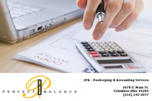 perfect balance accounting provides invoicing services in columbus ohio